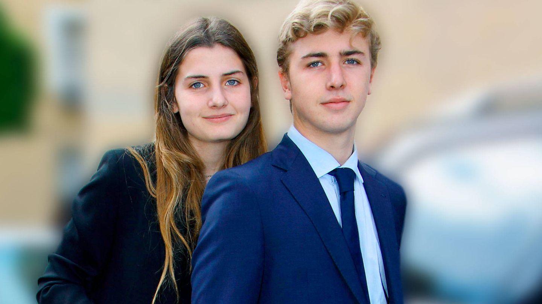 Amina y Luis. (Lagencia Grosby)