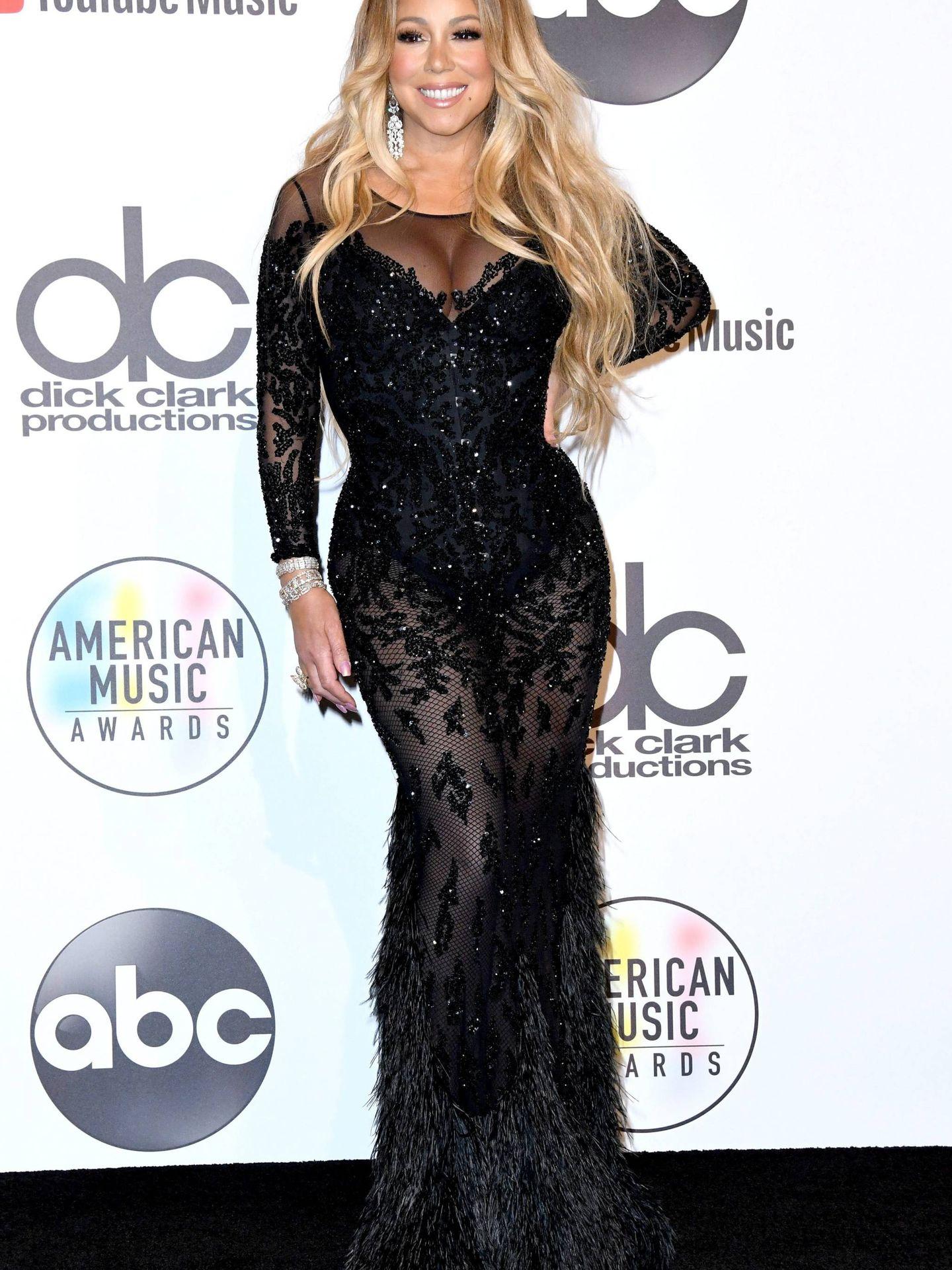 Mariah Carey. (Cordon Press)