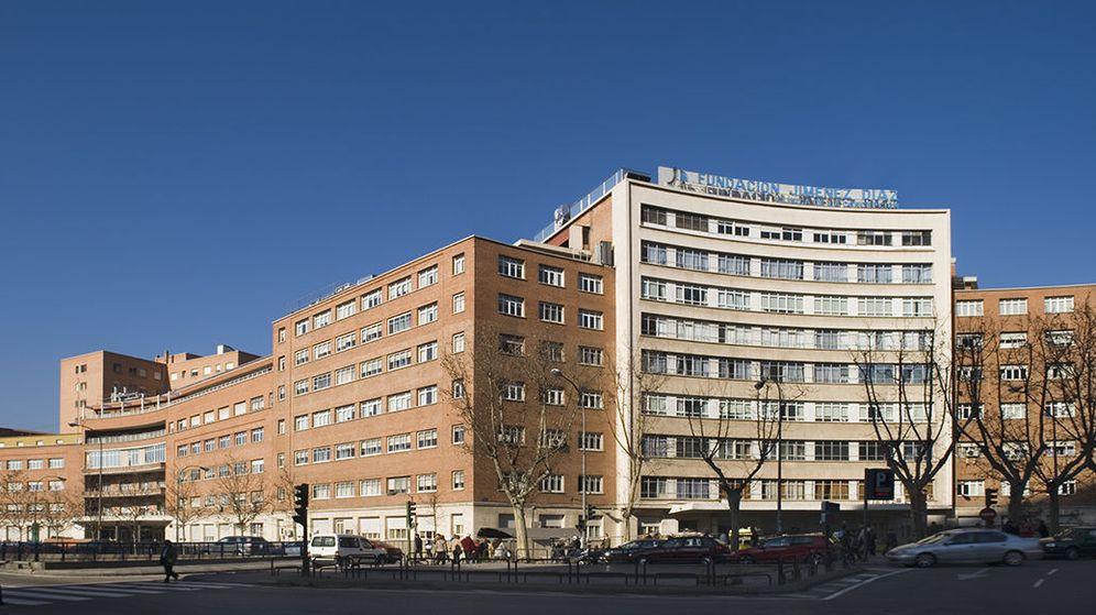 Foto: La Fundación Jimenez Díaz ha obtenido la mayor puntuación de España. (idcsalud)