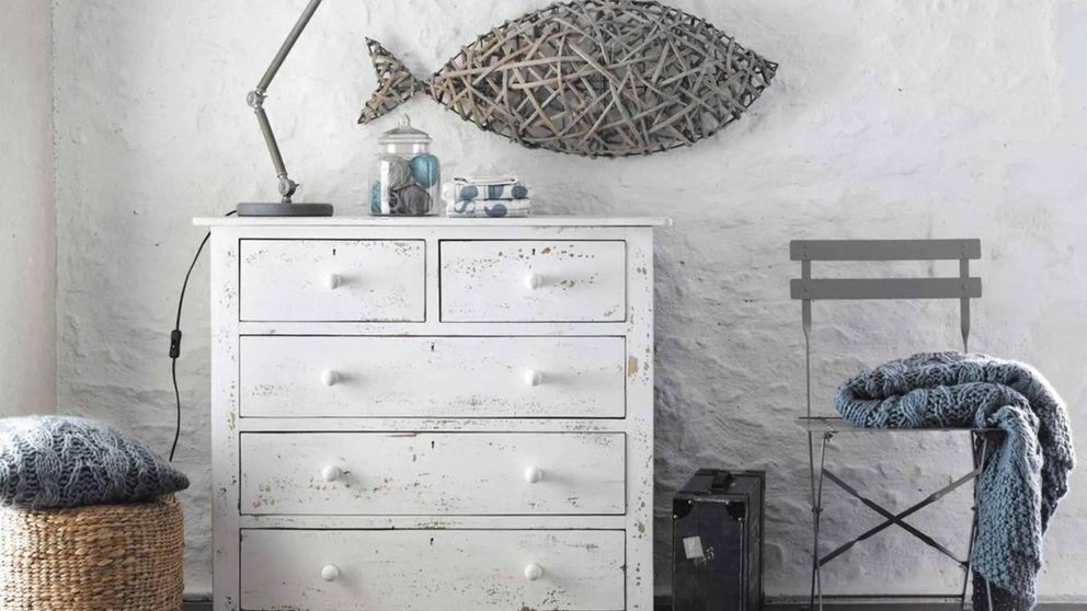 El estilo marinero atraca en tu casa gracias a los complementos de Maisons du Monde