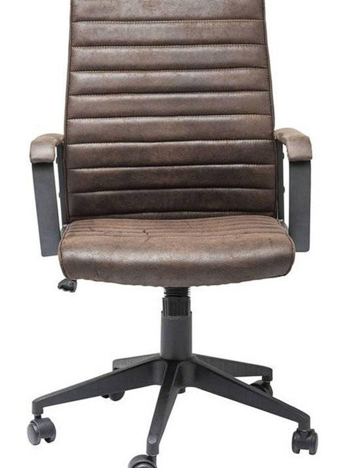 Para las horas y horas de trabajo necesitará una silla ergonómica. (La Oca)