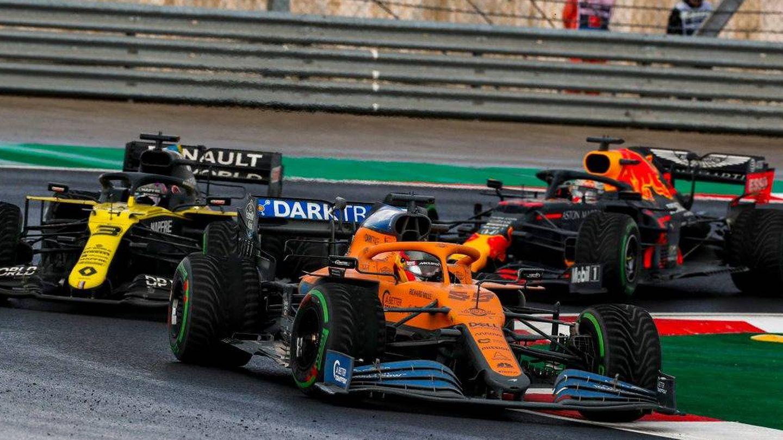 McLaren llega a Bahrein con la esperanza de mantener el nivel de 2019 en esta pista (Carlos Sainz)