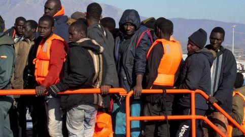 671 inmigrantes llegan a la costa de Andalucía durante el fin de semana
