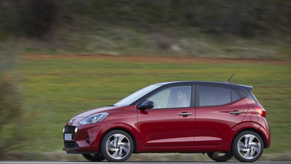 El asequible precio del Hyundai i10, un coche pequeño que se hace grande por dentro
