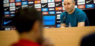Post de El caso de Andrés Iniesta y los grandes 'cazadores de estrellas' del fútbol mundial