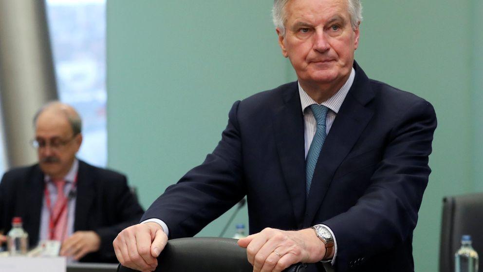 Barnier confirma el estancamiento de la nueva fase de conversaciones del Brexit
