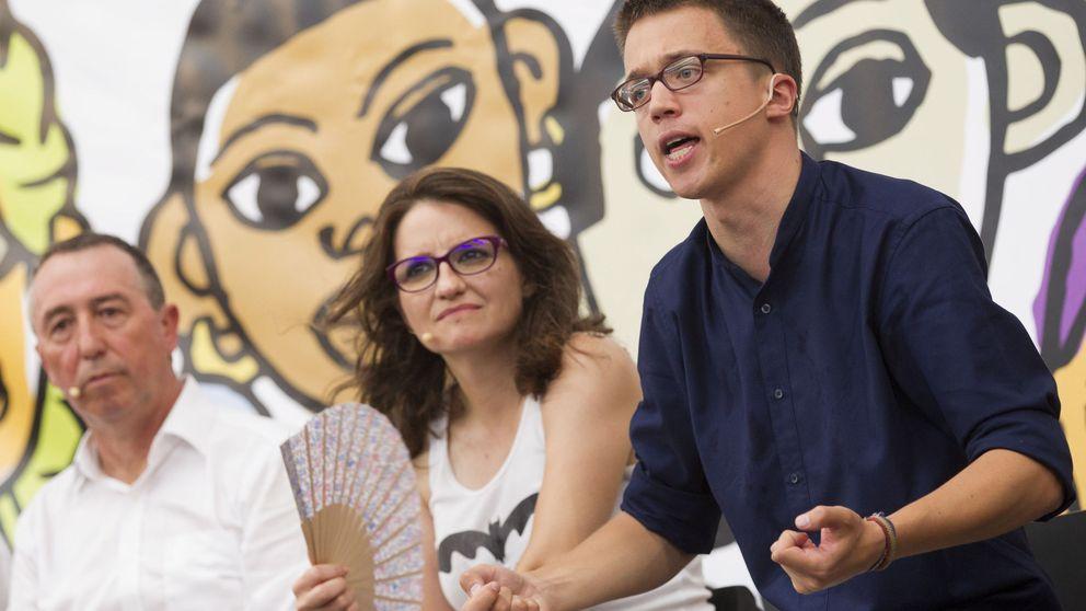 Compromís elige a Errejón para el 10-N: La plataforma única no era posible