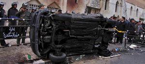 Un atentado frente a una iglesia en Egipto se cobra 21 vidas y 79 personas heridas