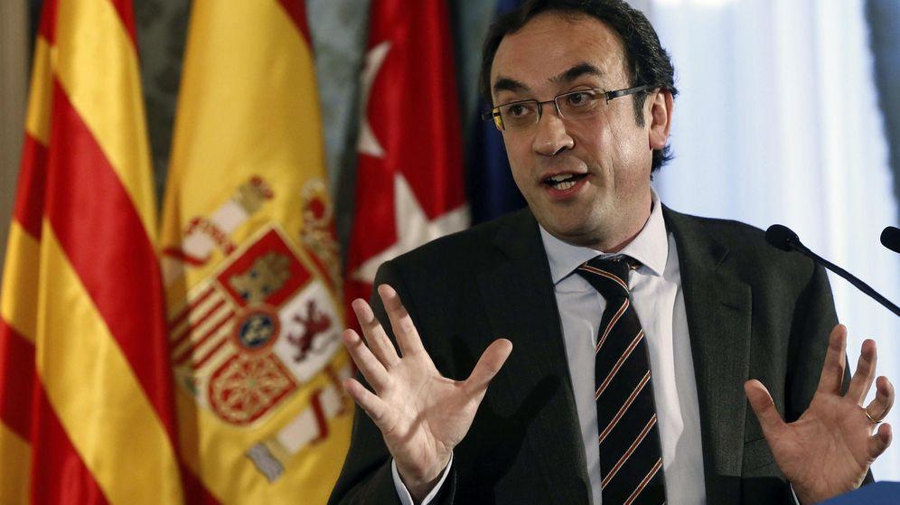 Foto: El coordinador general de Convergència Democràtica de Cataluña, Josep Rull. (Efe)