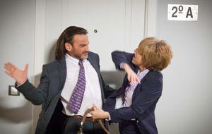 Tejero: Sin Estela Reynolds, Fermín va a ser más divertido