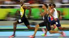 Todos esos atletas que no serán Bolt pero que aspiran algún día a ocupar su trono