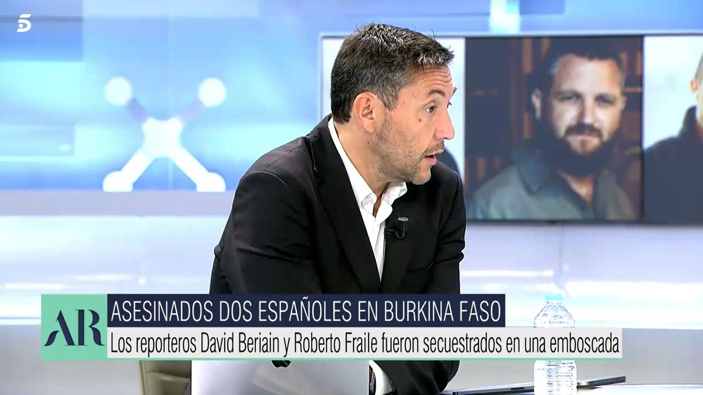 Javier Ruiz. (Mediaset)
