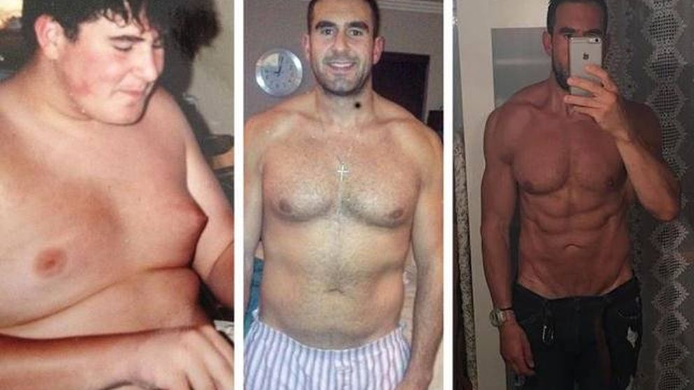 Lo que hemos aprendido del hombre que perdió 55 kilos y se volvió atractivo