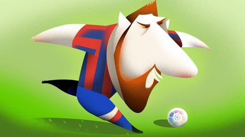 Messi llega al Bernabéu agitado por la denuncia de Piqué al palco por Hacienda