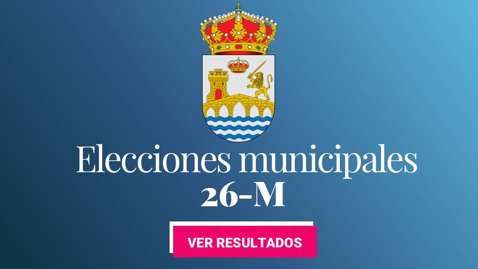 Foto: Elecciones municipales 2019 en Ourense. (C.C./EC)