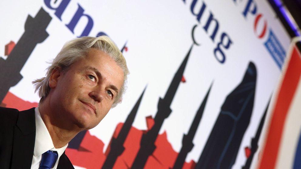 El 'factor Wilders', o cuando tu programa solo se basa en una cosa: 'desislamizar'