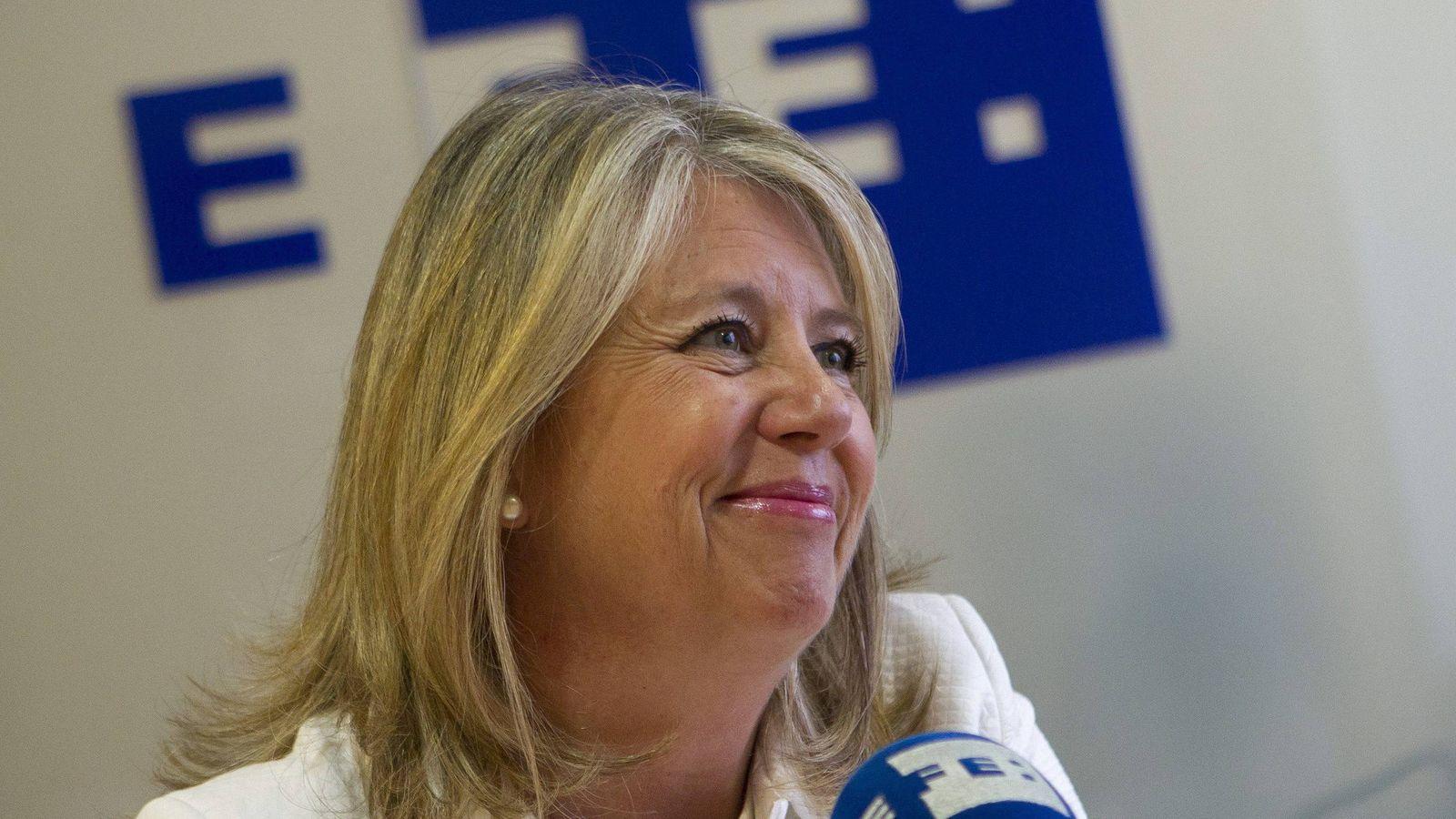 Foto: Ángeles Muñoz, exalcaldesa de Marbella. (EFE)