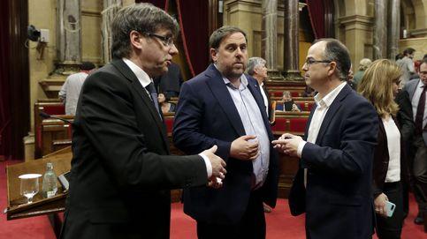Directo | Puigdemony pide comparecer el martes en el Parlament