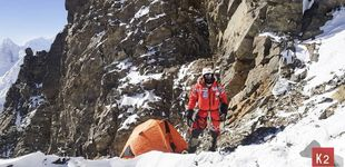 Post de El rescate a dos compañeros de Alex Txikon en el histórico ascenso al K2