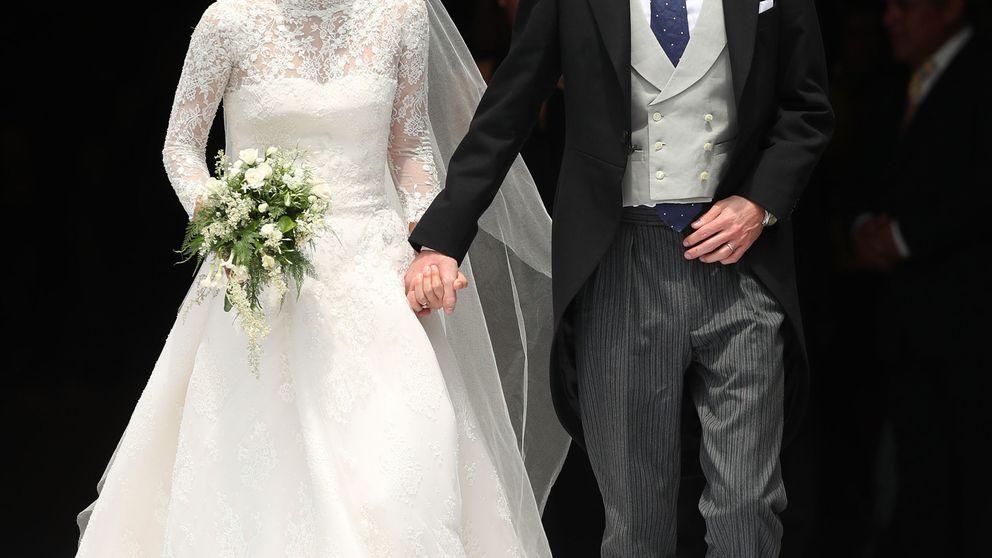 Todas las fotos de la boda de Christian de Hannover y Alessandra de Osma