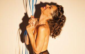 La ex de Melendi se quita la ropa