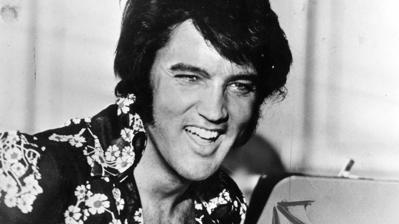 Elvis Presley. (Getty)