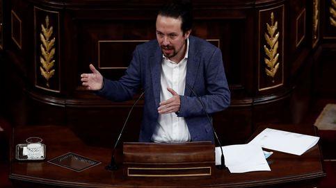 Iglesias reprocha a Casado que su ruptura con Vox llega tarde y le recuerda sus alianzas