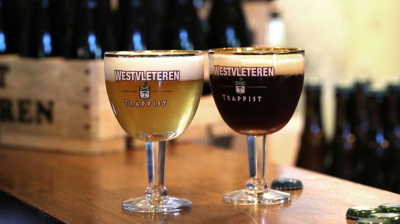 Cervezas trapenses de Westvleteren, Bélgica. (Reuters)