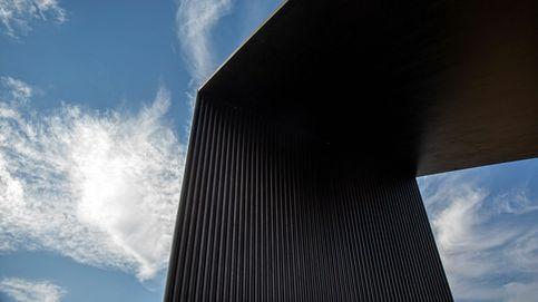 Primera obra del museo de Arte Contemporáneo del Camino