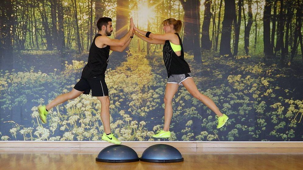 Foto: @2befit te enseñan a ponerte en forma en tiempo récord.