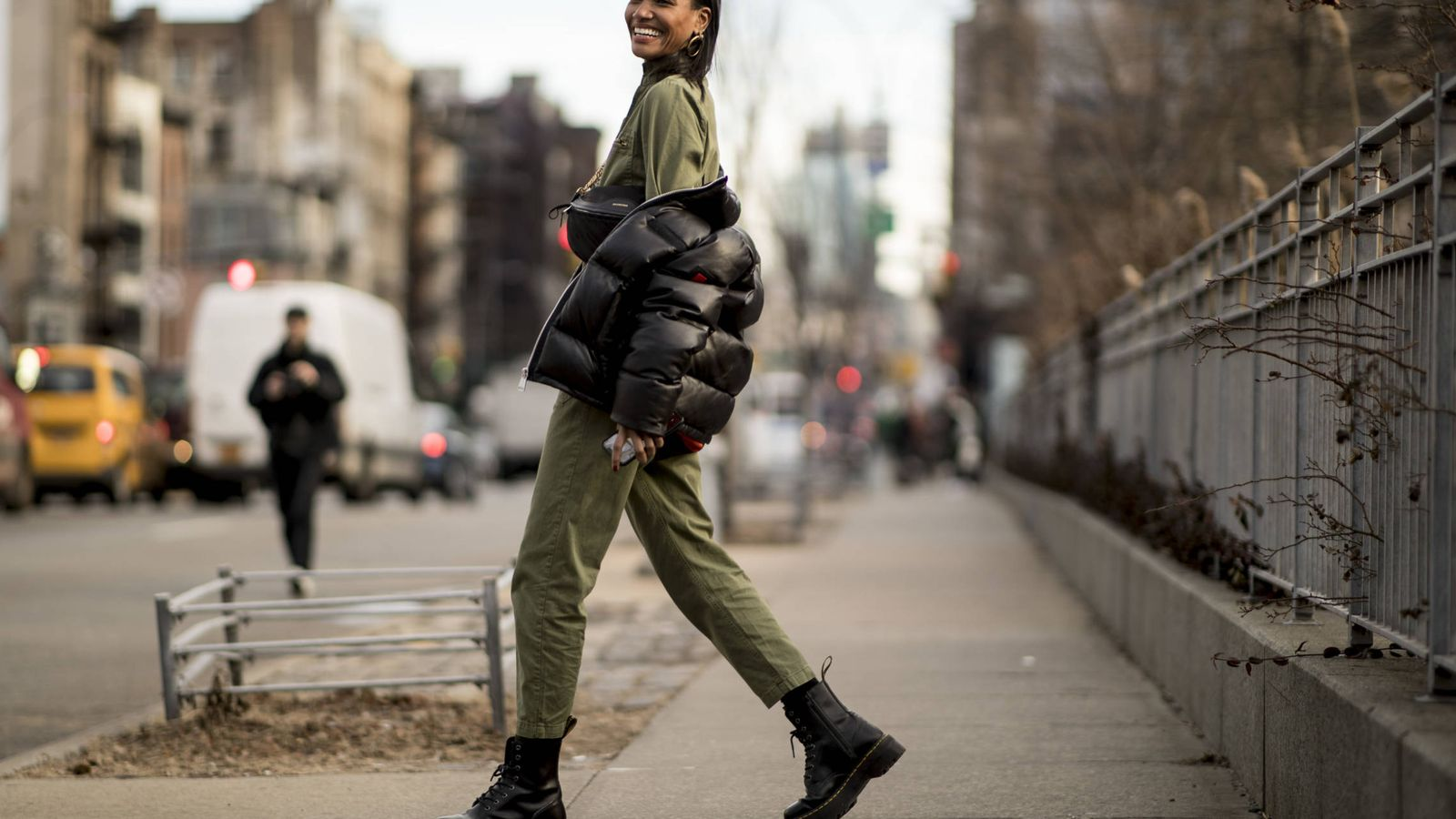 Foto: Descubre las nuevas normas de estilo de la tendencia armada. (Imaxtree)