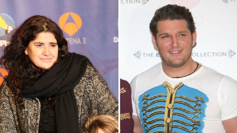 El mal rollito de Manu Tenorio y Lucía Etxebarría en las redes