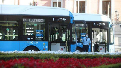Madrid añade 30 autobuses eléctricos a su flota urbana cero emisiones