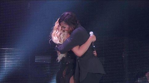 Beyoncé y Michelle Obama, el abrazo de dos mujeres poderosas