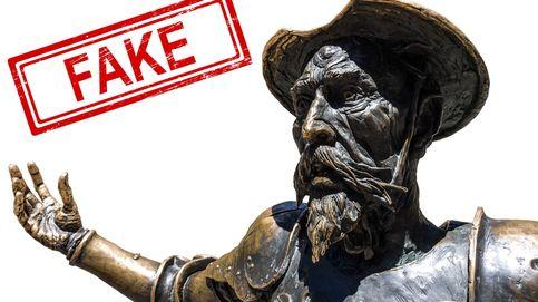 Cospedal comparte una cita falsa del Quijote para agradecer el apoyo en las primarias del PP