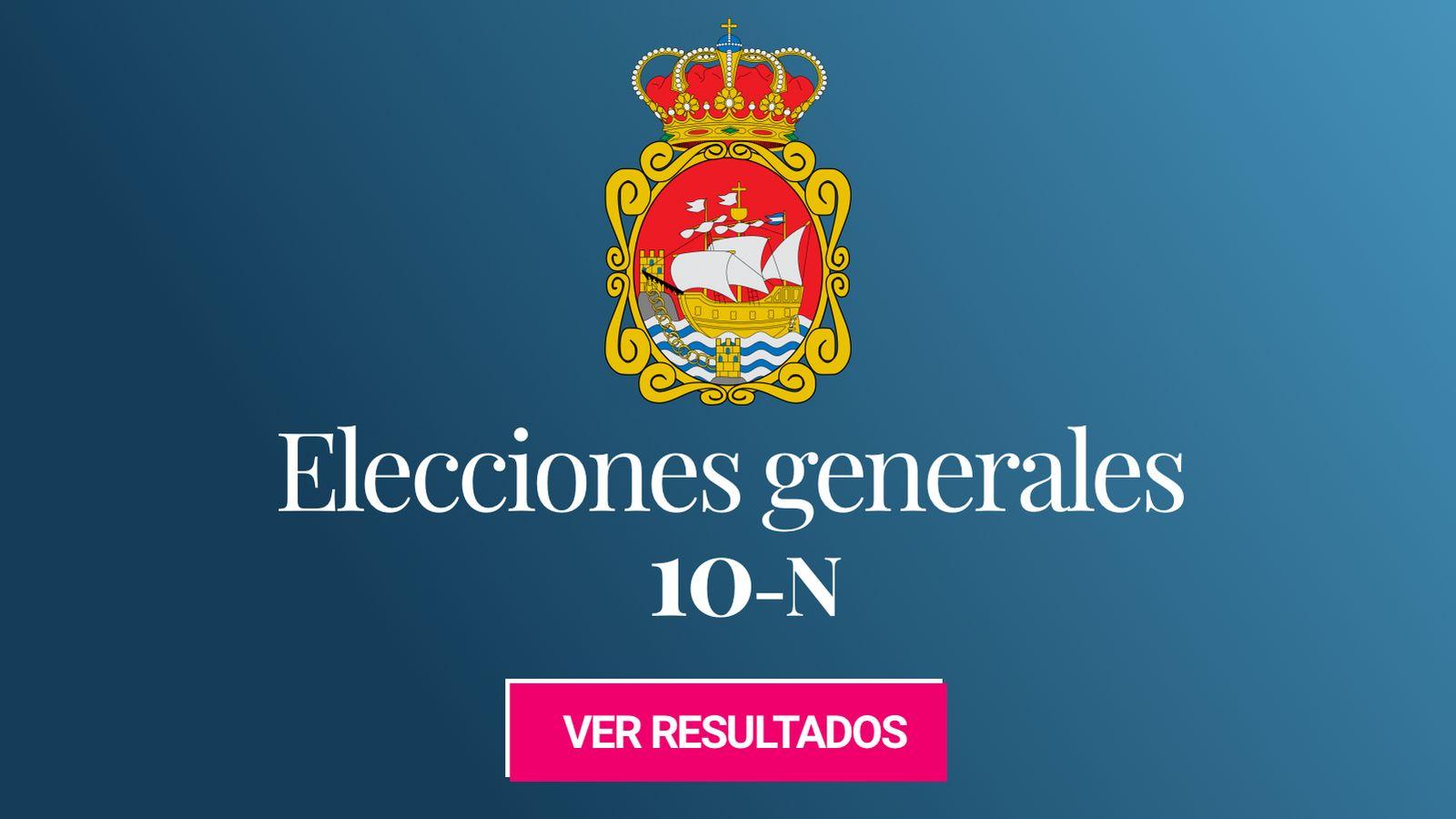 Foto: Elecciones generales 2019 en Avilés. (C.C./EC)