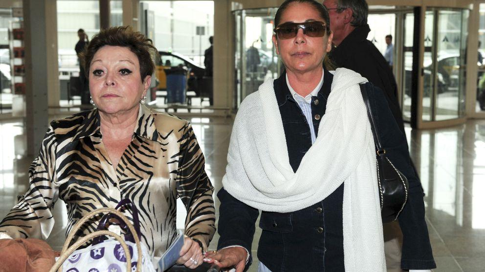 La tragedia de María Navarro, la mano derecha de Isabel Pantoja