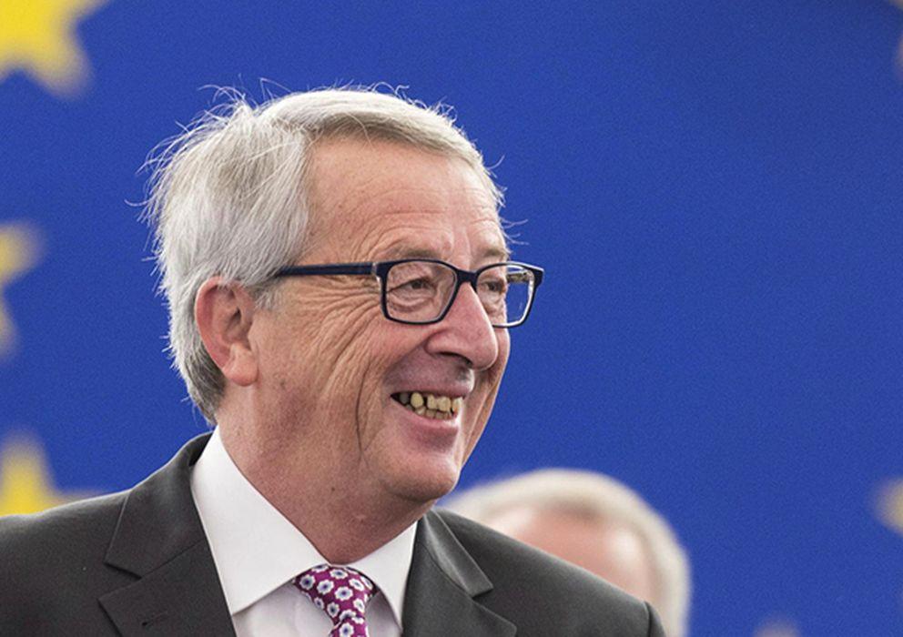 Foto: Juncker presenta su plan de inversiones ante la Eurocámara. (EFE)