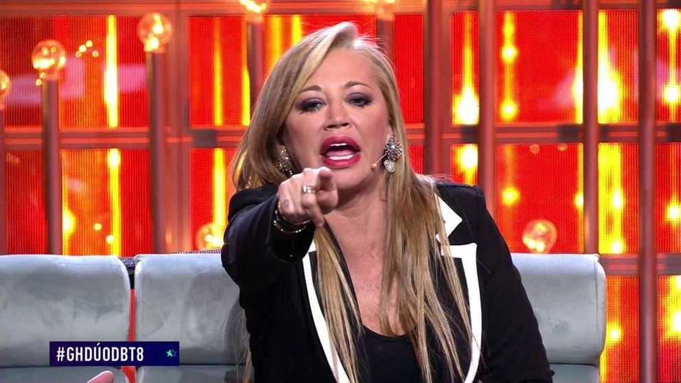 Belén Esteban estalla contra Kiko Rivera y Albalá en 'GH Dúo': ¡Iros a la mierda!