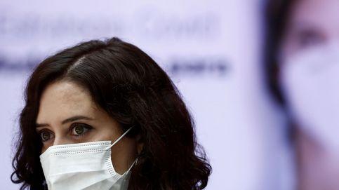 Ayuso: No descarto que en el futuro saber tu inmunidad sea necesario para el empleo