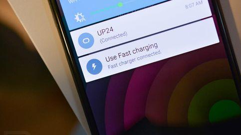 ¿Problemas de batería? El futuro de los móviles pasa por la carga rápida