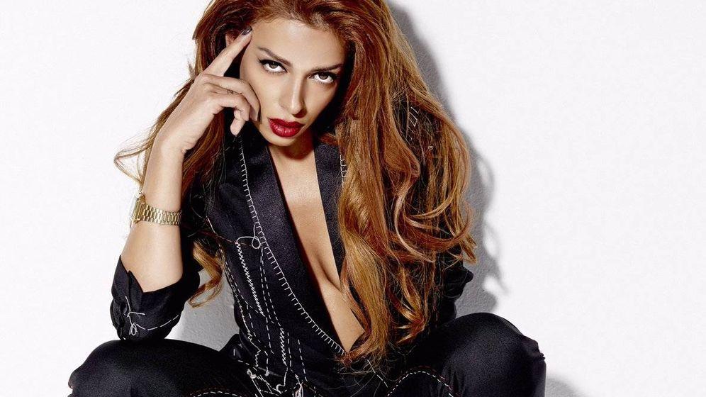 Foto: Eleni Foureira representará a Chipre en Eurovisión 2018 con 'Fuego' (Eurovision.tv)