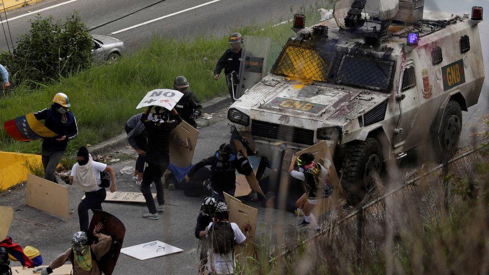 La ONU apunta a posibles ejecuciones y desapariciones forzadas en Venezuela