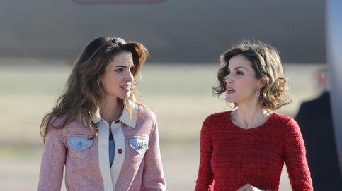 Letizia y Rania: dos maneras muy distintas de interpretar el look 'chandalero'
