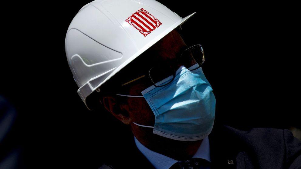 Una empresa de limpieza hará el seguimiento de los enfermos de covid en Cataluña