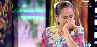 Post de Isabel Pantoja, rota de dolor al conocer el drama entre Chabelita y Kiko Rivera