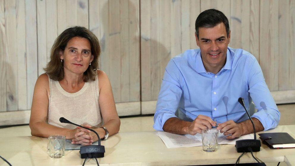 Sánchez se queda un área estratégica y mimada: Teresa Ribera seguirá en Transición