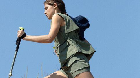 Para hacer trekking puedes ir ideal con la colección de Oysho
