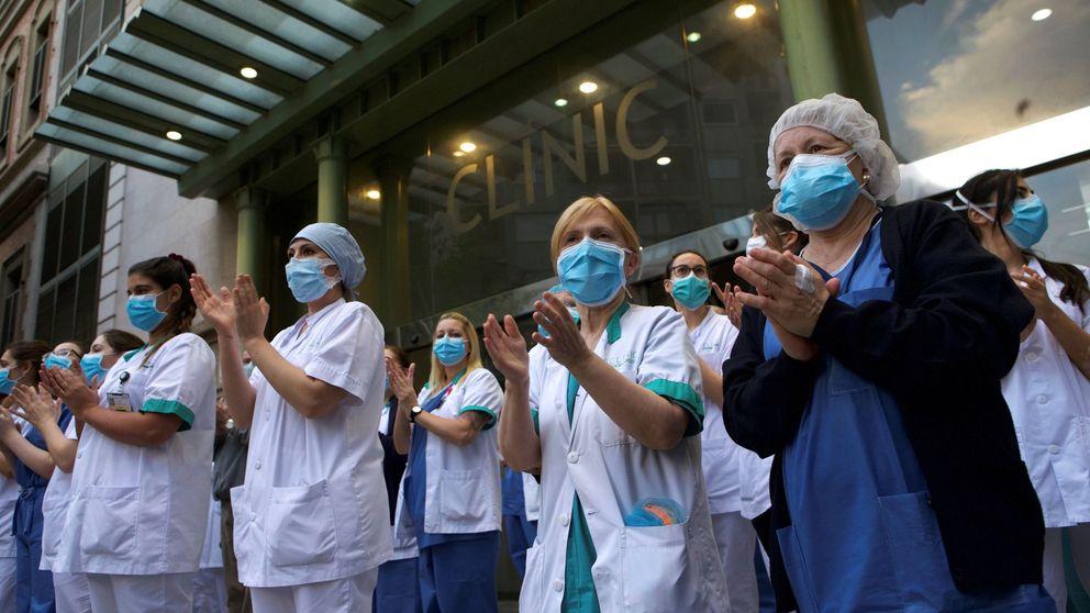 Unos 25.000 sanitarios se han contagiado de Covid-19, el 15% del total de los registrados