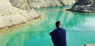 Post de La última moda de los influencers: un selfie bañándose en 1 mina contaminada